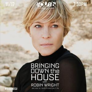 Robin Wright Social Media